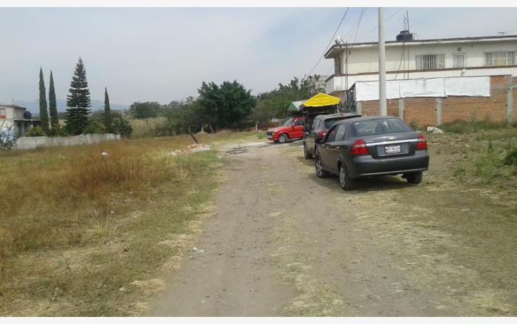 Foto de terreno habitacional en venta en  lote 9, yecapixtla, yecapixtla, morelos, 1623282 No. 02
