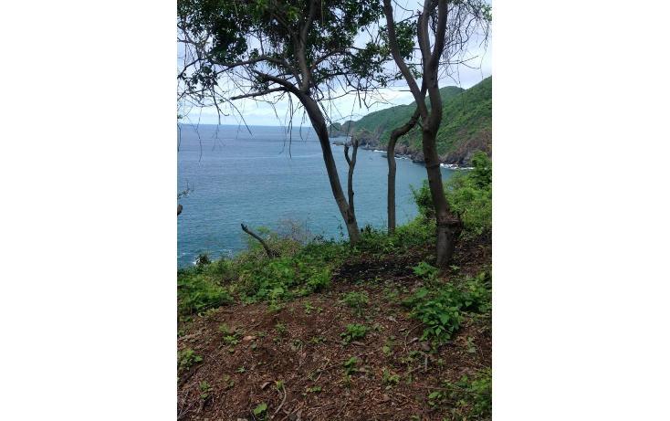 Foto de terreno habitacional en venta en lote a-93, lomas del mar a-93, santiago, manzanillo, colima, 1651903 No. 01
