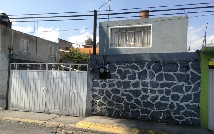 Foto de casa en venta en  lote, ejidos de san pedro mártir, tlalpan, distrito federal, 695205 No. 01