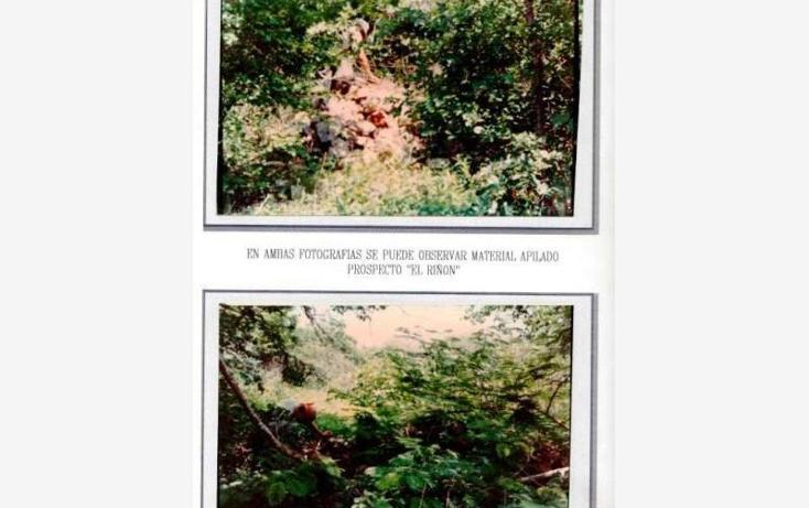 Foto de terreno comercial en venta en lote el pochote, fundo minero 0, concordia, concordia, sinaloa, 1670536 No. 03