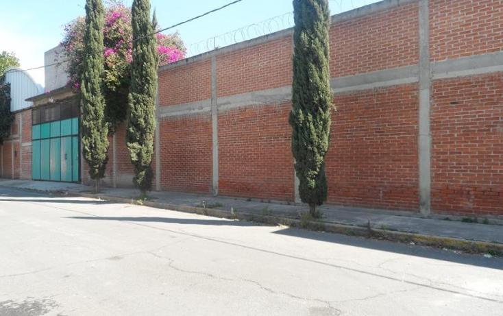 Foto de bodega en renta en  lote, el tejocote, texcoco, m?xico, 1674616 No. 03