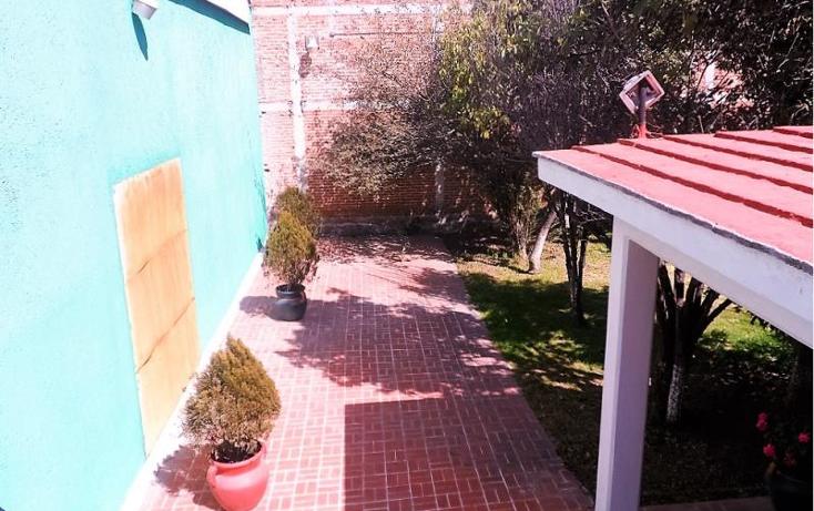 Foto de bodega en renta en  lote, el tejocote, texcoco, m?xico, 1674616 No. 08