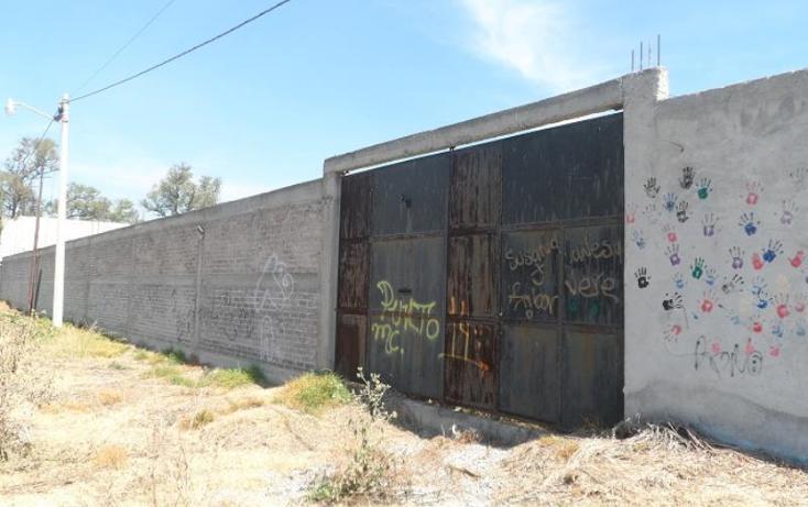 Foto de terreno habitacional en venta en  lote, guadalupe victoria, texcoco, méxico, 1832532 No. 04