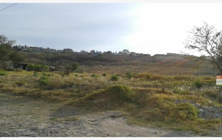 Foto de terreno habitacional en venta en  lote m80 l9, cortijo de san agustin, tlajomulco de zúñiga, jalisco, 2023092 No. 06