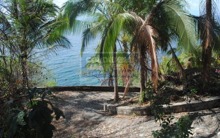 Foto de terreno habitacional en venta en  manzana 04, boca de tomatlán, puerto vallarta, jalisco, 740805 No. 07