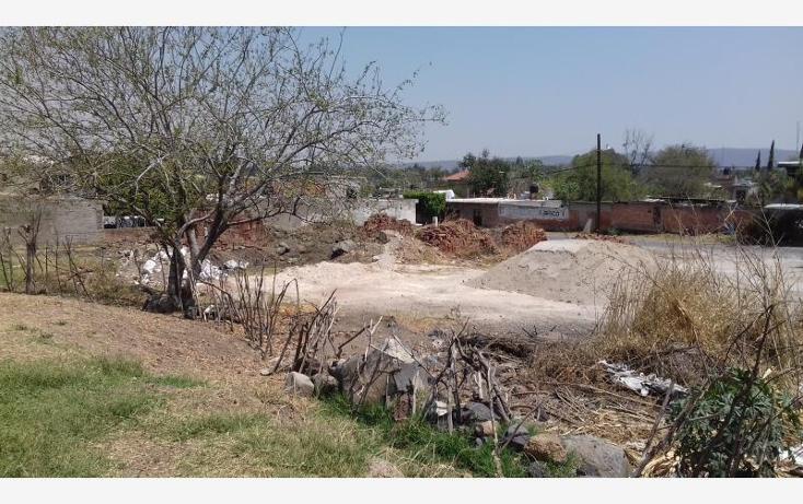 Foto de terreno habitacional en venta en  lote#4manzana 58, atequiza estacion, ixtlahuacán de los membrillos, jalisco, 1936220 No. 01