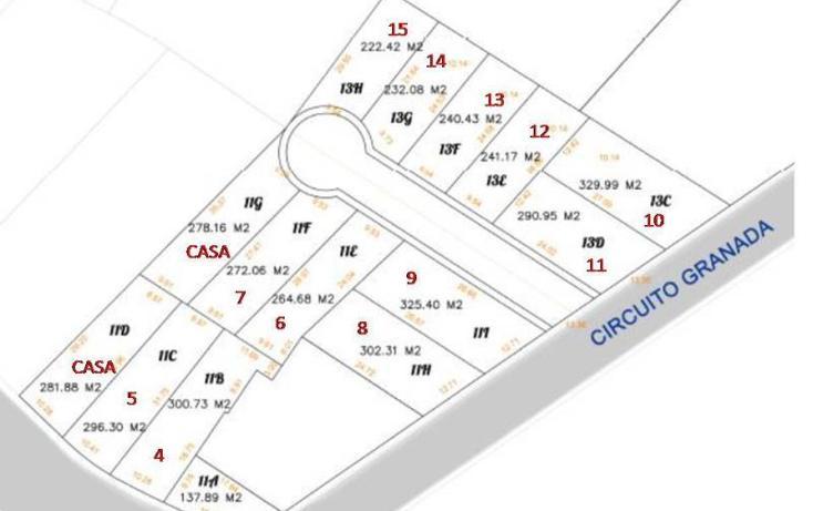 Foto de terreno habitacional en venta en circuito granada lotes, lomas del sol, alvarado, veracruz de ignacio de la llave, 2710954 No. 01