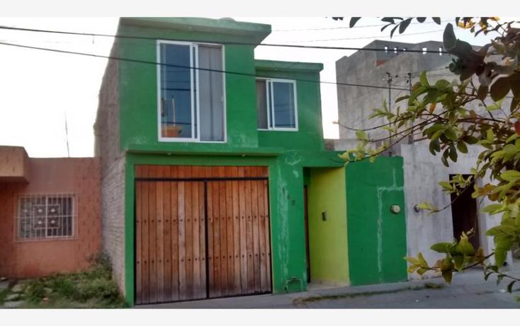 Foto de casa en venta en loto 160, floresta, irapuato, guanajuato, 1760564 No. 01