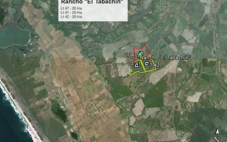 Foto de terreno industrial en venta en lt 41, emiliano zapata de yautepec, tomatlán, jalisco, 1670668 no 01