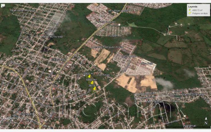 Foto de terreno habitacional en venta en lucio blanco 33, los pinos, tuxpan, veracruz, 1917256 no 14
