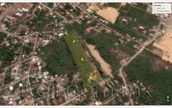 Foto de terreno habitacional en venta en lucio blanco 33, los pinos, tuxpan, veracruz, 1917256 no 17
