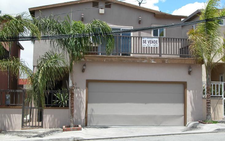 Foto de casa en venta en  , lucio blanco, playas de rosarito, baja california, 1278651 No. 01