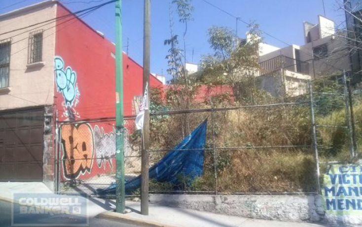 Foto de terreno habitacional en venta en luis cabrera, san jerónimo lídice, la magdalena contreras, df, 1654239 no 05