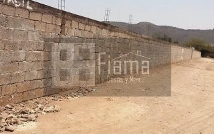 Foto de terreno habitacional en venta en  , luis donaldo colosio murrieta, tepic, nayarit, 1343327 No. 03