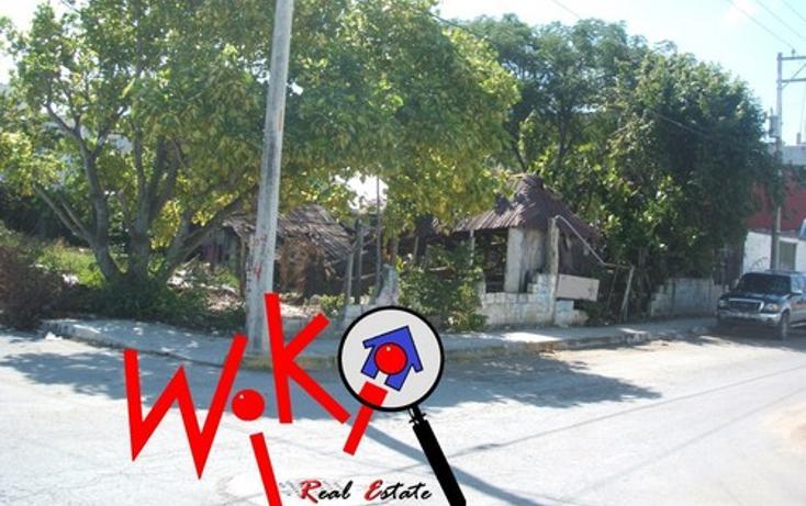 Foto de terreno comercial en venta en  , luis donaldo colosio, solidaridad, quintana roo, 1064623 No. 01