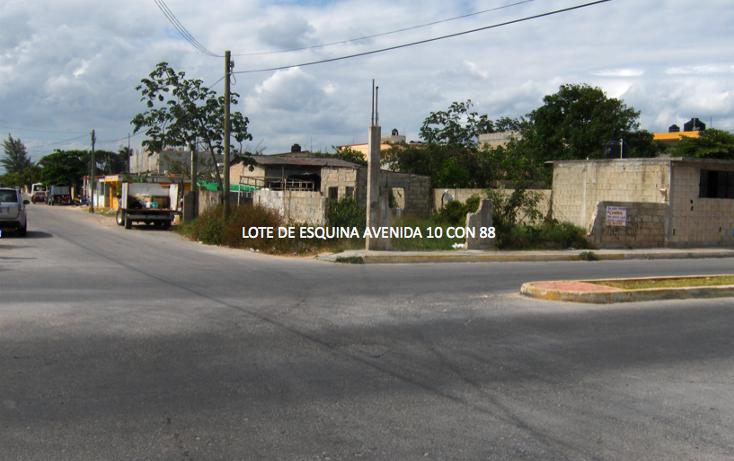 Foto de terreno comercial en venta en  , luis donaldo colosio, solidaridad, quintana roo, 1097175 No. 01