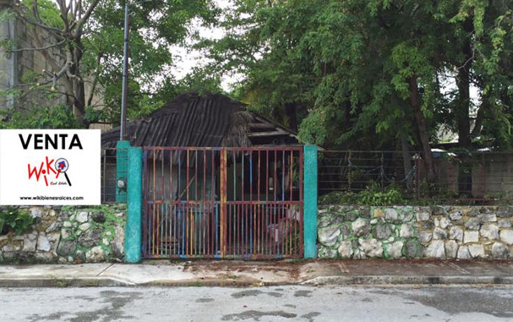 Foto de casa en venta en  , luis donaldo colosio, solidaridad, quintana roo, 1114131 No. 01