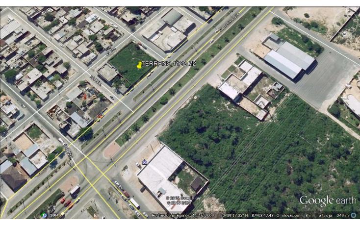 Foto de terreno comercial en venta en  , luis donaldo colosio, solidaridad, quintana roo, 1747080 No. 01