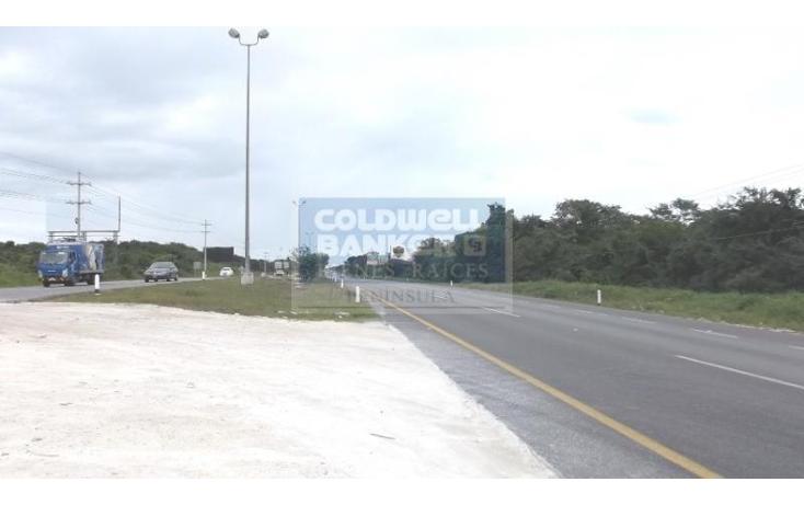 Foto de terreno comercial en venta en  , luis donaldo colosio, solidaridad, quintana roo, 1838532 No. 04