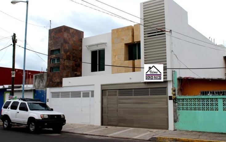 Foto de casa en venta en  , luis echeverria álvarez, boca del río, veracruz de ignacio de la llave, 1526976 No. 01