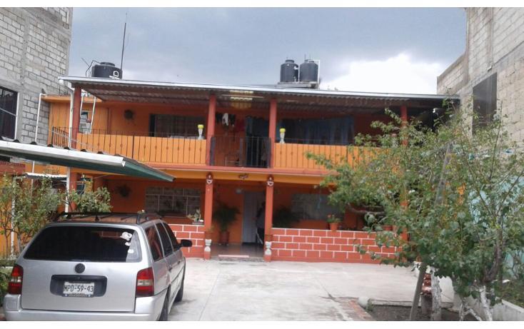 Foto de casa en venta en  , luis echeverría, cuautitlán izcalli, méxico, 2038588 No. 01