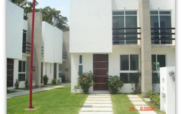 Foto de casa en venta en  , luis echeverría, yautepec, morelos, 1059171 No. 02