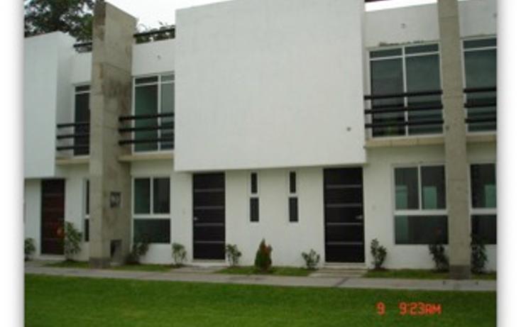 Foto de casa en venta en  , luis echeverría, yautepec, morelos, 1134011 No. 01