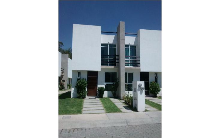 Foto de casa en venta en  , luis echeverría, yautepec, morelos, 1790510 No. 01