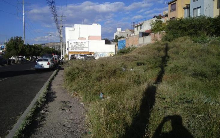 Foto de terreno comercial en venta en luis vega y monroy 1, balaustradas, querétaro, querétaro, 1439575 No. 01