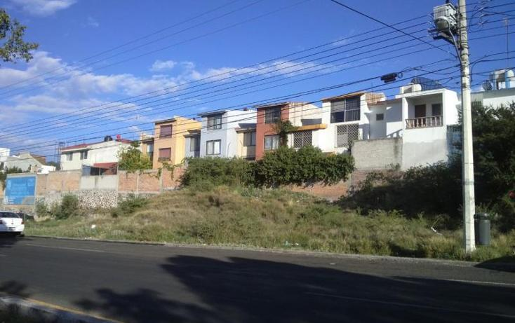 Foto de terreno comercial en venta en luis vega y monroy 1, balaustradas, querétaro, querétaro, 1439575 No. 03