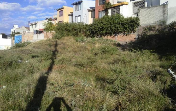Foto de terreno comercial en venta en luis vega y monroy 1, balaustradas, querétaro, querétaro, 1439575 No. 08