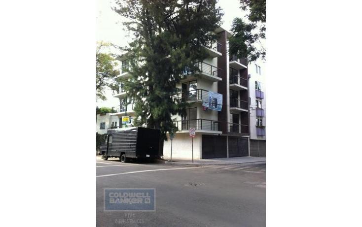 Foto de departamento en venta en luz saviñon 1, narvarte poniente, benito juárez, distrito federal, 2442894 No. 01