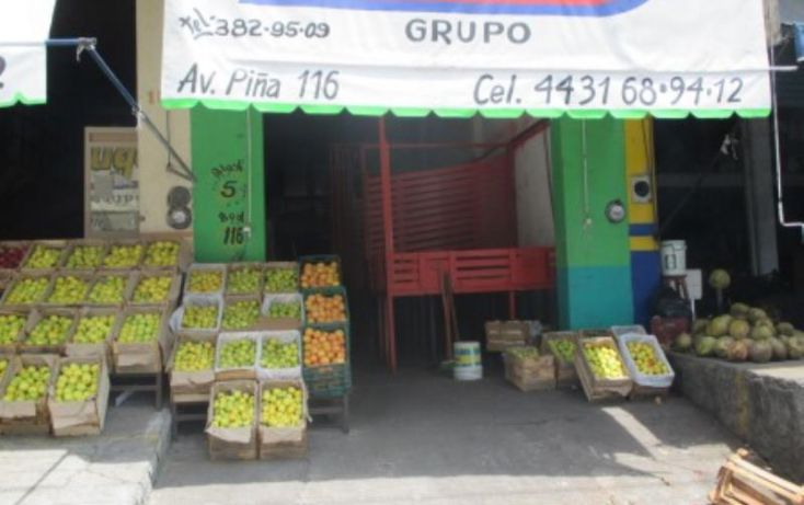 Foto de bodega en venta en m 1, enrique arreguin vélez las terrazas, morelia, michoacán de ocampo, 1341131 no 01