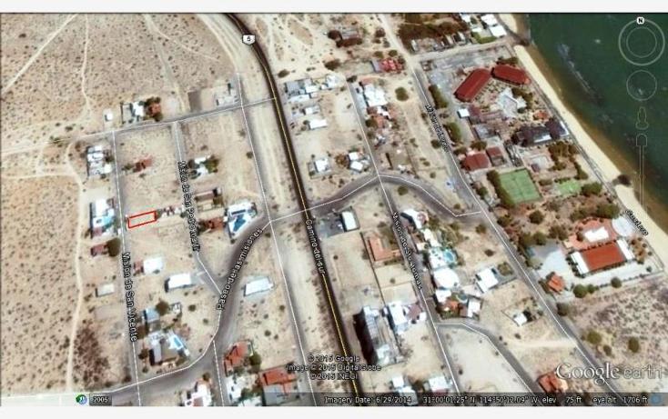 Foto de terreno habitacional en venta en  m5 l23, playas de san felipe, mexicali, baja california, 1335953 No. 06