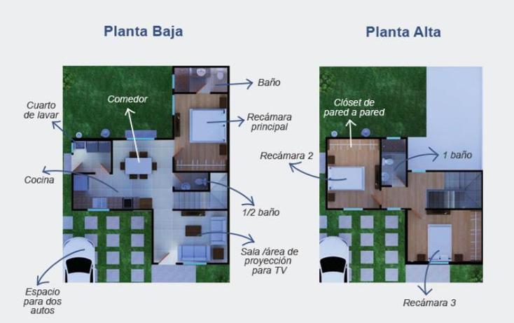 Foto de casa en venta en macarena nonumber, sevilla residencial, tijuana, baja california, 1640404 No. 08