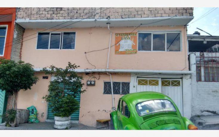 Foto de casa en venta en macedonio alcala, santa maría tulpetlac, ecatepec de morelos, estado de méxico, 1735688 no 01