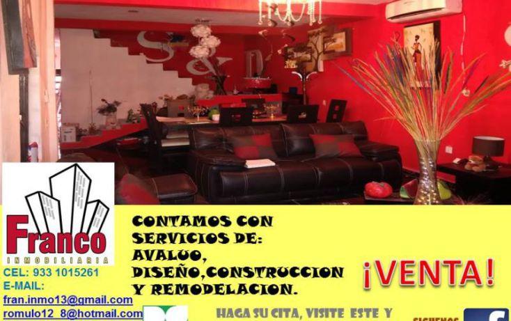 Foto de casa en venta en macuilis, ecológica lic carlos a madrazo becerra, comalcalco, tabasco, 1651800 no 03