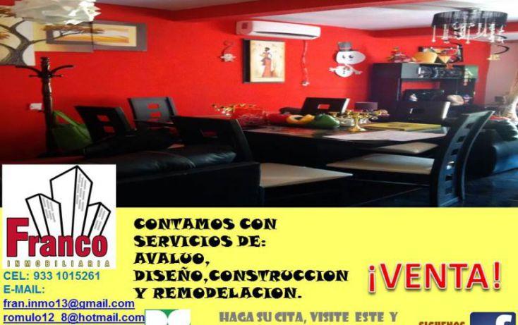 Foto de casa en venta en macuilis, ecológica lic carlos a madrazo becerra, comalcalco, tabasco, 1651800 no 04