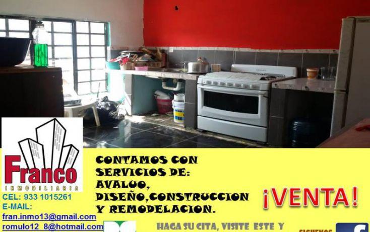 Foto de casa en venta en macuilis, ecológica lic carlos a madrazo becerra, comalcalco, tabasco, 1651800 no 05