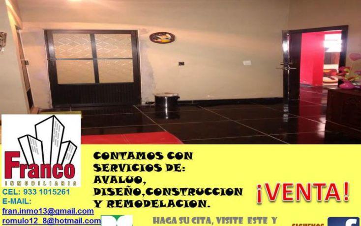 Foto de casa en venta en macuilis, ecológica lic carlos a madrazo becerra, comalcalco, tabasco, 1651800 no 06