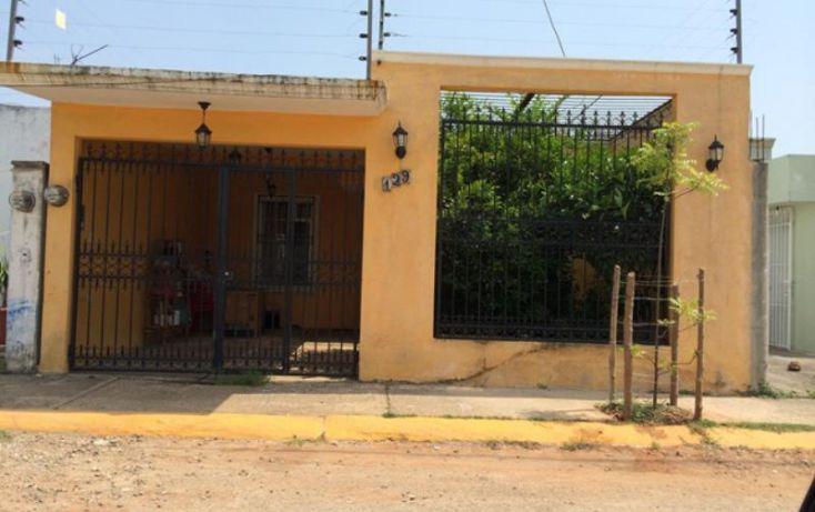 Foto de casa en venta en macuilis mz20 l20 129, santa fe 1 2 y 3ra sección, centro, tabasco, 974805 no 01