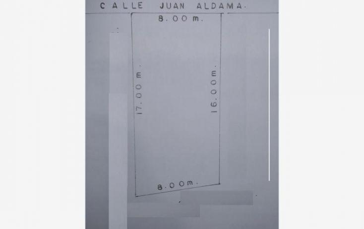Foto de terreno habitacional en venta en macuspana centro juan aldama 1, josefa ortiz de dominguez, macuspana, tabasco, 1761464 no 03