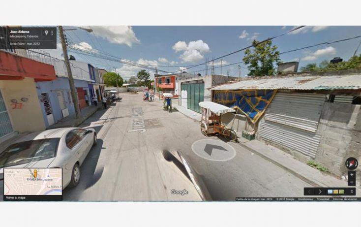Foto de terreno habitacional en venta en macuspana centro juan aldama 1, josefa ortiz de dominguez, macuspana, tabasco, 1761464 no 06