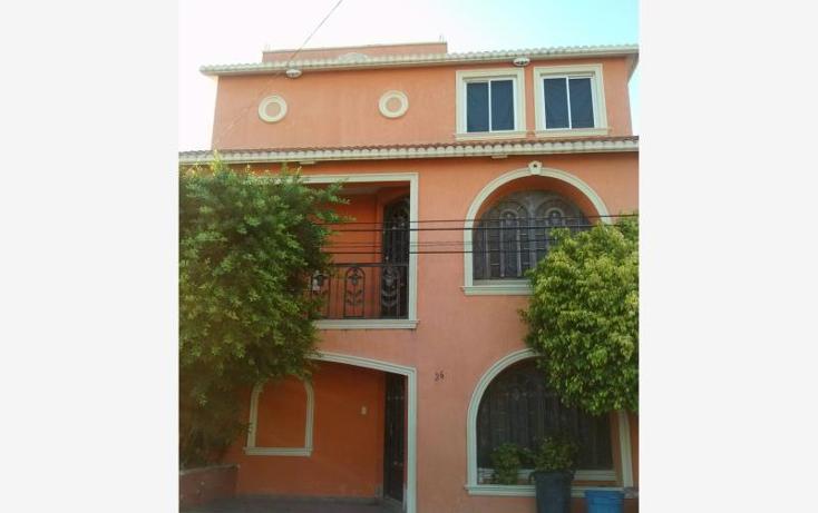Foto de casa en venta en  , maderas, carmen, campeche, 1517542 No. 01