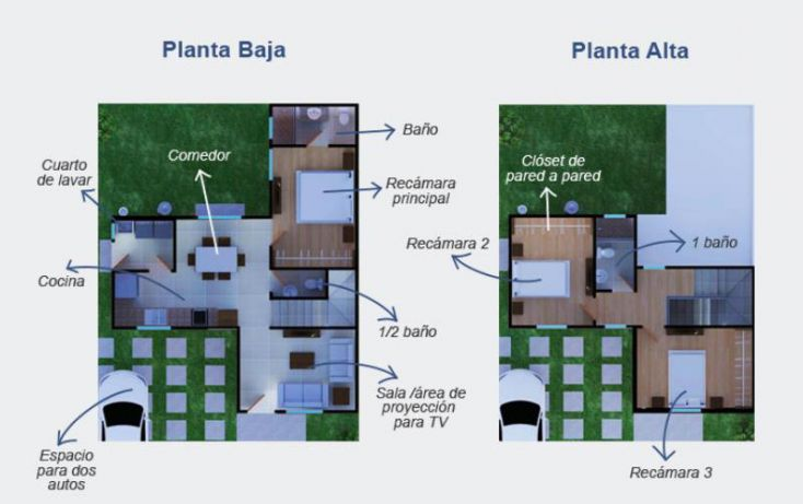 Foto de casa en venta en madrid 1, fideicomiso el florido, tijuana, baja california norte, 1487793 no 08
