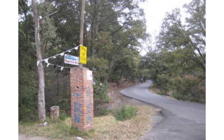 Foto de terreno habitacional en venta en madroño, villa del carbón, villa del carbón, estado de méxico, 293641 no 01