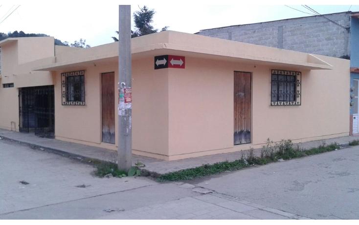 Foto de casa en venta en  , maestros de méxico, san cristóbal de las casas, chiapas, 1204881 No. 01