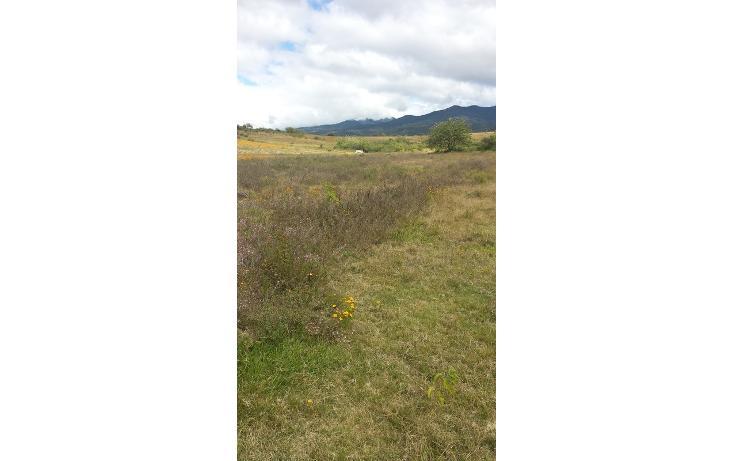 Foto de terreno habitacional en venta en  , magdalena apasco, magdalena apasco, oaxaca, 448750 No. 01