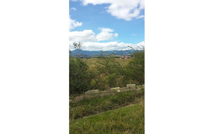 Foto de terreno habitacional en venta en  , magdalena apasco, magdalena apasco, oaxaca, 448750 No. 04