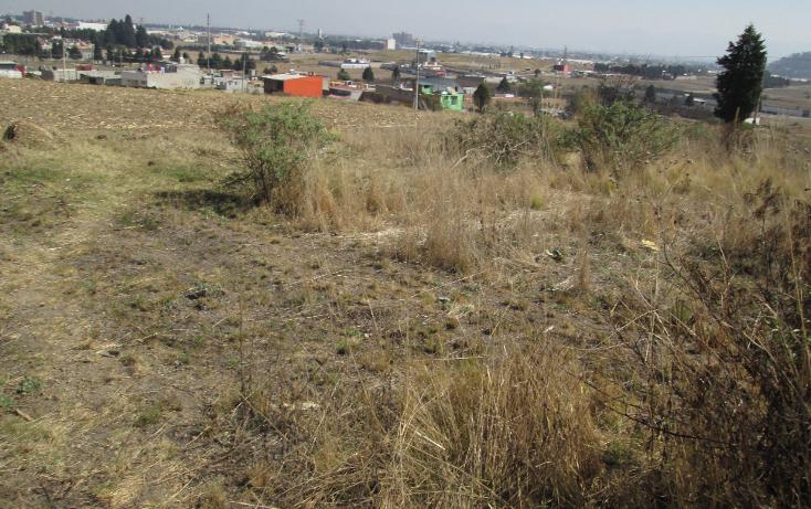 Foto de terreno habitacional en venta en  , magdalena, metepec, méxico, 1120415 No. 01